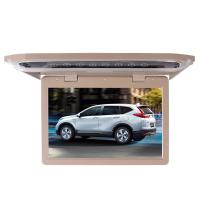 Buy cheap 22 Inch Motorized Flip Down Monitor Roof Mount , Car Ceiling Mounted Monitor product