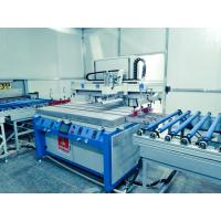 China Ceramic Decals Screen Printing Press Machine Integrative Speed Reducer Drived on sale