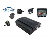 Buy cheap Bus HD 720P Car DVR SD Card Drive Hybrid Storage with GPS Tracking from wholesalers