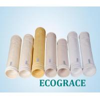 Buy cheap PPS felt filter PPS / Ryton filter bags power plant filter , dust collector bags product