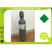Buy cheap 40L Cylinder Electronic Gases For Refrigerant Mixture / Eye Surgery , 2.2 Hazard Class product