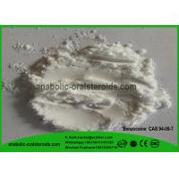 Buy cheap Pain Reliever Local Anesthetic Agents Powder Benzocaine CAS 94-09-7 for Brail & UK  Market product