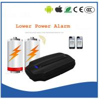 Buy cheap New Cheap GPS Tracker Over Speed Alarm Vehicle Motorcycle Tracker product