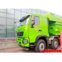 Buy cheap High Speed 380hp Special Vehicles 31 Ton HOWO 8x4 Dump Truck from wholesalers