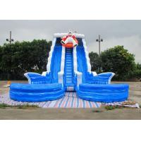 Buy cheap 2014 Hotsale Inflatable Water Slide With Pool from wholesalers