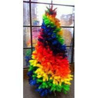 Buy cheap Colourful PVC Christmas Tree from wholesalers