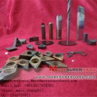 Buy cheap PCD & PCBN Cutting turning Tools inserts for magnesium alloy and carbide from wholesalers