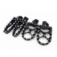 Buy cheap Custom Billet Aluminum Alloy Foot Pegs For Harley Davidson Parts Dyna Sportster from wholesalers