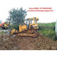 Buy cheap Diesel Engine Second Hand Bulldozer cat D5M  Machine With Ripper product