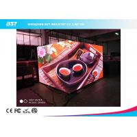 Buy cheap HD Cube Indoor Advertising LED Display 4 Pixel Pitch Seamless Splicing For Restaurant product