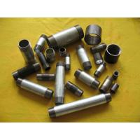 Buy cheap sch40 sch80 steel pipe nipples product