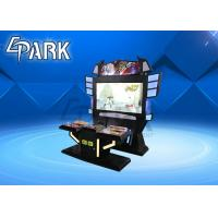 Buy cheap Adult Arcade Cabinet Fighting Video Game Machine With 55 Inch Screen from wholesalers