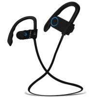 China Stereo Headphones Bluetooth Earbuds Comfortable Sweatproof Sports Wireless Headset on sale