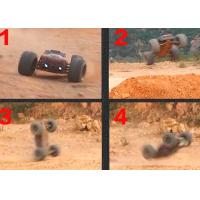 Metal 4WD Electric RC Monster Truck Car , RC Remote Control Monster Trucks