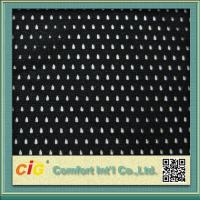 Buy cheap Multi Color 100 Polyster Sandwich Mesh Fabric / Mesh Polyester Fabric For Shoes product
