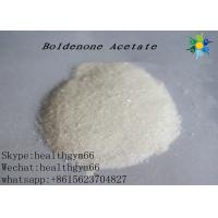 Buy cheap Pharmaceutical Raw Materials Boldenone Steroid CAS 846-46-0 Boldenone Acetate product