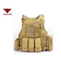 Buy cheap Police & Military tactical Gear Outdool Vest Molle Airsoft Paintball Plate Carrier Combat Vest product