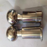 Buy cheap Stainless Steel Bolted Type Spray Ball CIP Cleaning Ball product