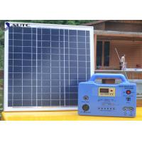 Buy cheap Fuse 15A Household Solar Lighting System 30W Solar Panel With 8M Cable product