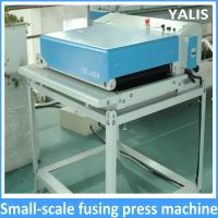 Buy cheap High efficiency Fusing Press Machine /Heating Garment Fusing machine / Press machine fuses for factoryTF-450G from wholesalers
