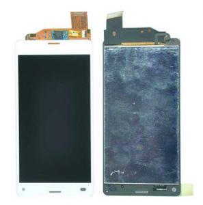Buy cheap Sony Xperia Z3 mini LCD white product