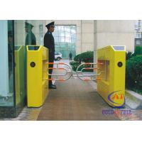 China Office building Access Control Turnstile Gate , Intelligent turnstile security systems on sale