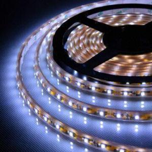 Buy cheap Good heat dissipation white waterproof IP65 72W / 5 Meter flexible strip lights product