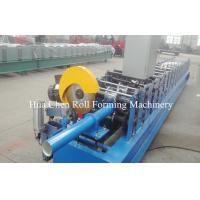 Buy cheap Rain Water Steel Down Pipe Roll Forming Machine 380V 50Hz 3 Phases product