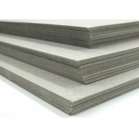 Laminated and Uncoated 470g Grey Cardboard for bags in reels or pallets
