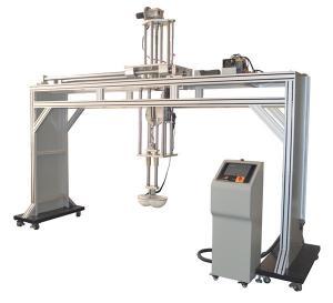 Automatic LCD Touch Screen Foam Mattress Fatigue Endurance Testing Instrument