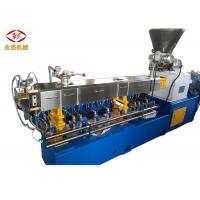 Buy cheap Automatic Corn Starch Biodegradable & Compostable Pellet Extruder Machine 100kg from wholesalers