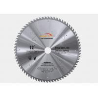 Buy cheap Fine Tooth Circular Saw Blade For Frame Cutting , Alloy Steel Metal Cutting Saw product