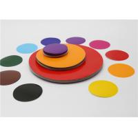 Buy cheap Certified Gummed Paper Circles Assorted Size for School Handwork product