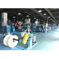 Buy cheap Plastic Wire Extrusion Machine , Power Wire Insulated Sheathing For Wire Dia 5.0-20mm product