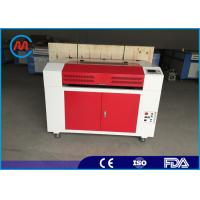 Buy cheap Digital CO2 Laser Engraving Machine , High Speed Leather Laser Engraver product