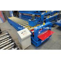 Buy cheap Corrugated Iron Sheets Rool Forming Machine product