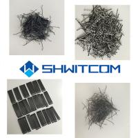 China China supplier/ new products/ low carbon concrete steel fibre for reinforcing on sale
