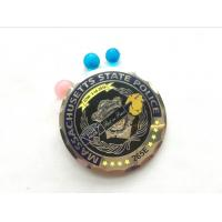 Buy cheap New Saint Michael Boston Police Commemorative Challenge Coin Collection Metal Coin product
