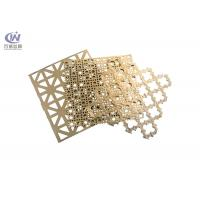 Buy cheap Curtain Wall Mesh Decorative Perforated Metal View Building Decoration product