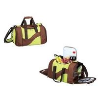 Buy cheap Bright picnic cooler carry bag for 4 person product