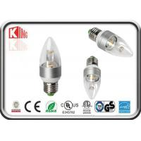 Buy cheap Cool White LED Candle light E14 / E27 / E12 2700K - 6500K High Lumens for Chandelier product