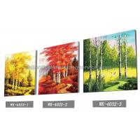 Buy cheap Scenery Design 3D Lenticular Printing Service 3D Frameless Pictures product