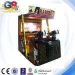 Cheap RAMBO shooting game machine wholesale