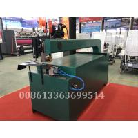 Buy cheap Horizontal Corrugated Carton Stitching Machine For Big Size Carton CE Approved product