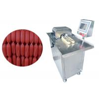 Buy cheap Sausage Linker Meat Tying Machine Sausage Double Clipping Processing product