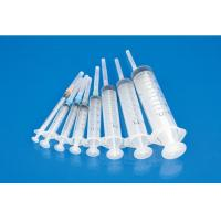 Buy cheap High Quality 3-Parts Disposable Syringe With Needle product