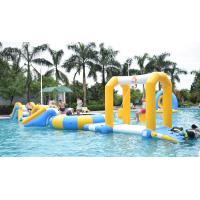 Buy cheap Durable Inflatable Water Sports / Water Park Games For Pool  With TUV Certification product