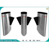 Buy cheap Airport Waterproof Fast Speed Turnstile Security Systems Intelligent Barrier product