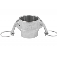 Buy cheap Hydraulic Stainless Steel Camlock Quick Coupling Type A B C D E F DC DP product