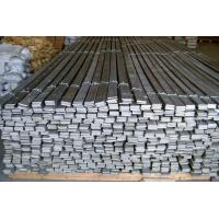 Buy cheap 321, DIN 1.4541 Stainless Steel Bar Stock , Hot Rolled Flat bar Thickness 2mm - 80mm product